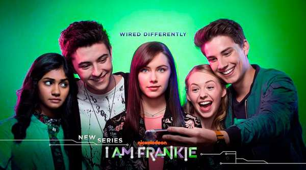 Я Фрэнки 3 сезон