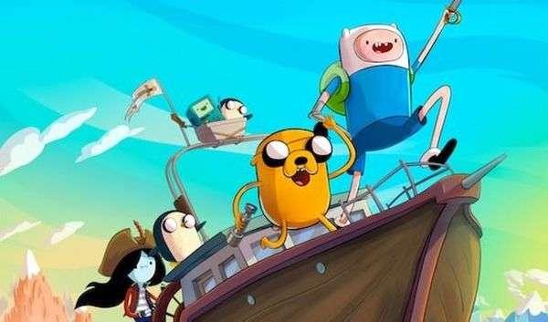 Время приключений 10 сезон: восемь лет с любимыми персонажами