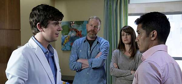 Хороший доктор 2 сезон: не унывайте, доктор