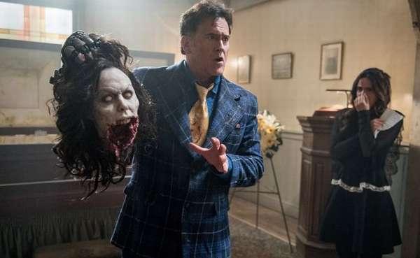 Эш против зловещих мертвецов 4 сезон: дата выхода продолжения