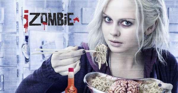 Я зомби 5 сезон