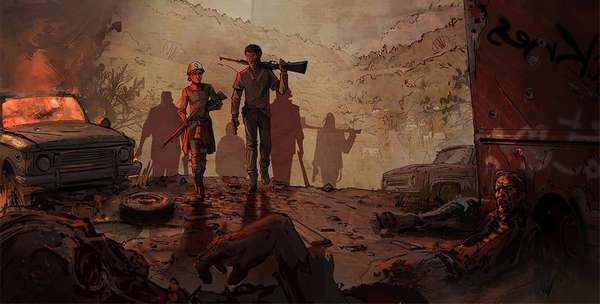 The walking dead a new frontier 3 episode