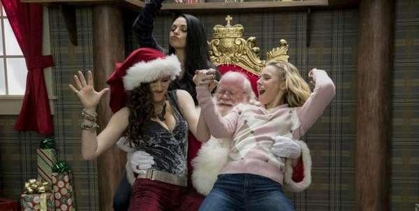 Лучшие фильмы про Рождество и Новый Год