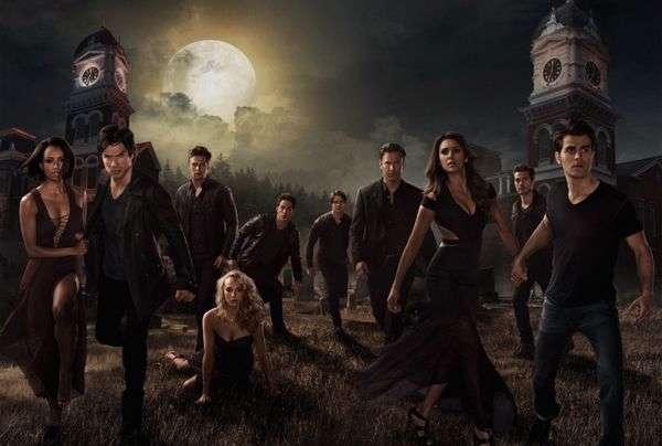 Дневники вампира 8 сезон: заключительный сезон вампирской саги