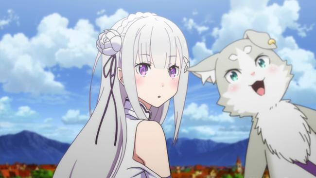 Жизнь в альтернативном мире с нуля 2 сезон: дата выхода аниме