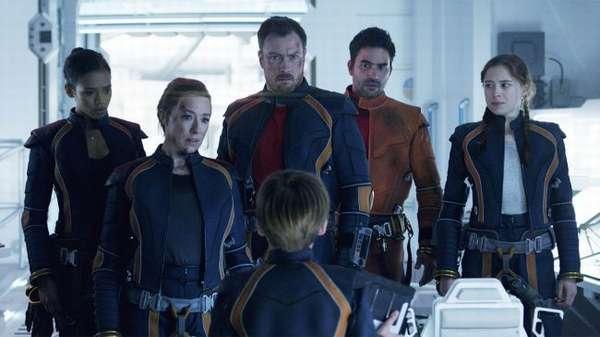 Затерянные в космосе 2 сезон: дата выхода