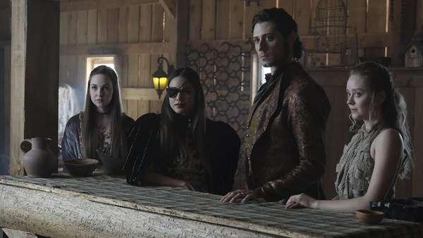 Кадр из сериала Волшебники