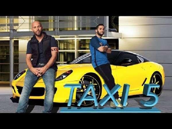 Такси 5: дата выхода фильма, сюжетная линия, актерский состав