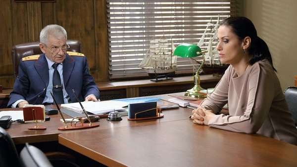 Кадр из сериала Тайны следствия