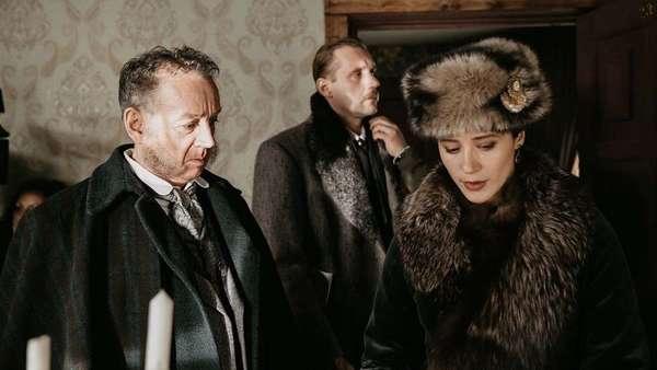 Кадр из сериала Тайны госпожи Кирсановой
