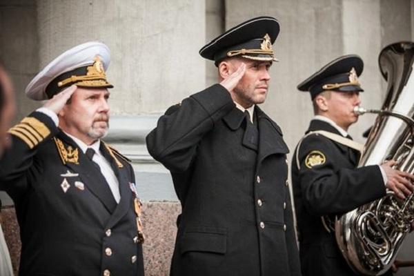 Горюнов 2 сезон, продолжение фильма о моряках Северного флота