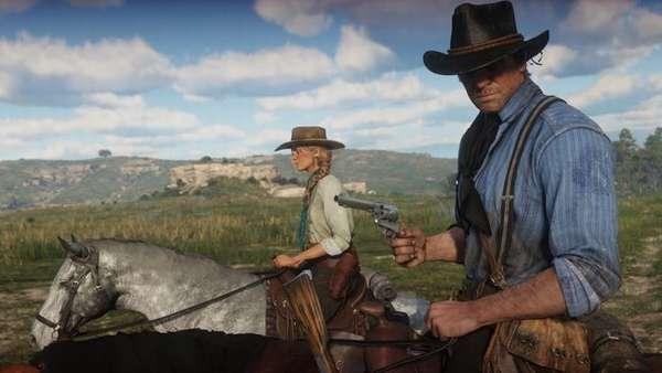 Red Dead Redemption 2: анонс игры