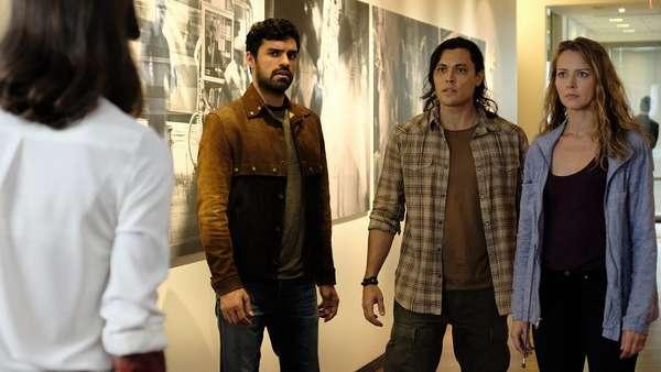 Кадр из сериала Одаренные