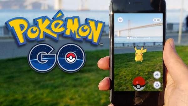 Игра Pokemon Go для Андроид iOS